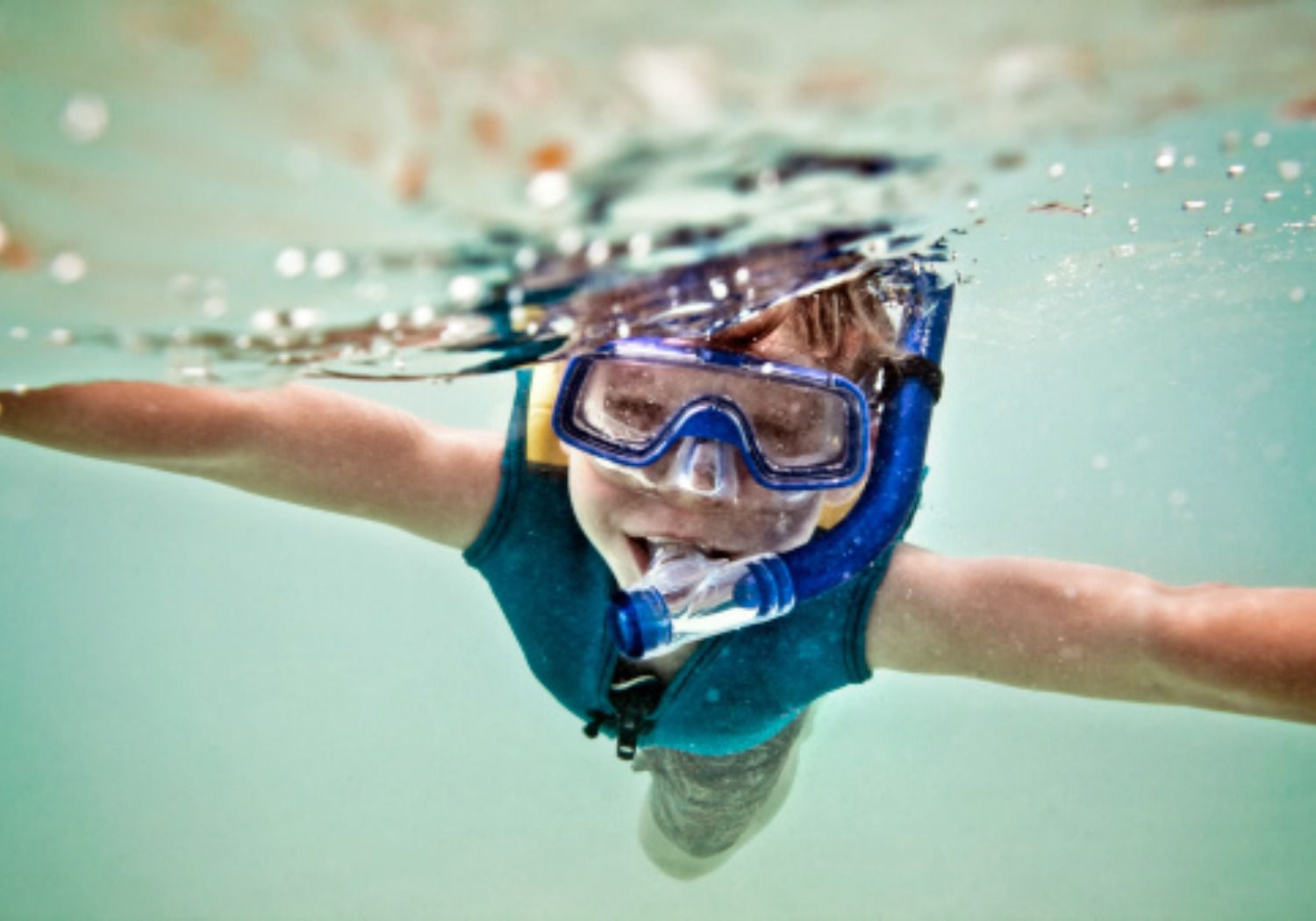 Where to go scuba diving and snorkeling in aquariums snorkeling with kids xflitez Choice Image