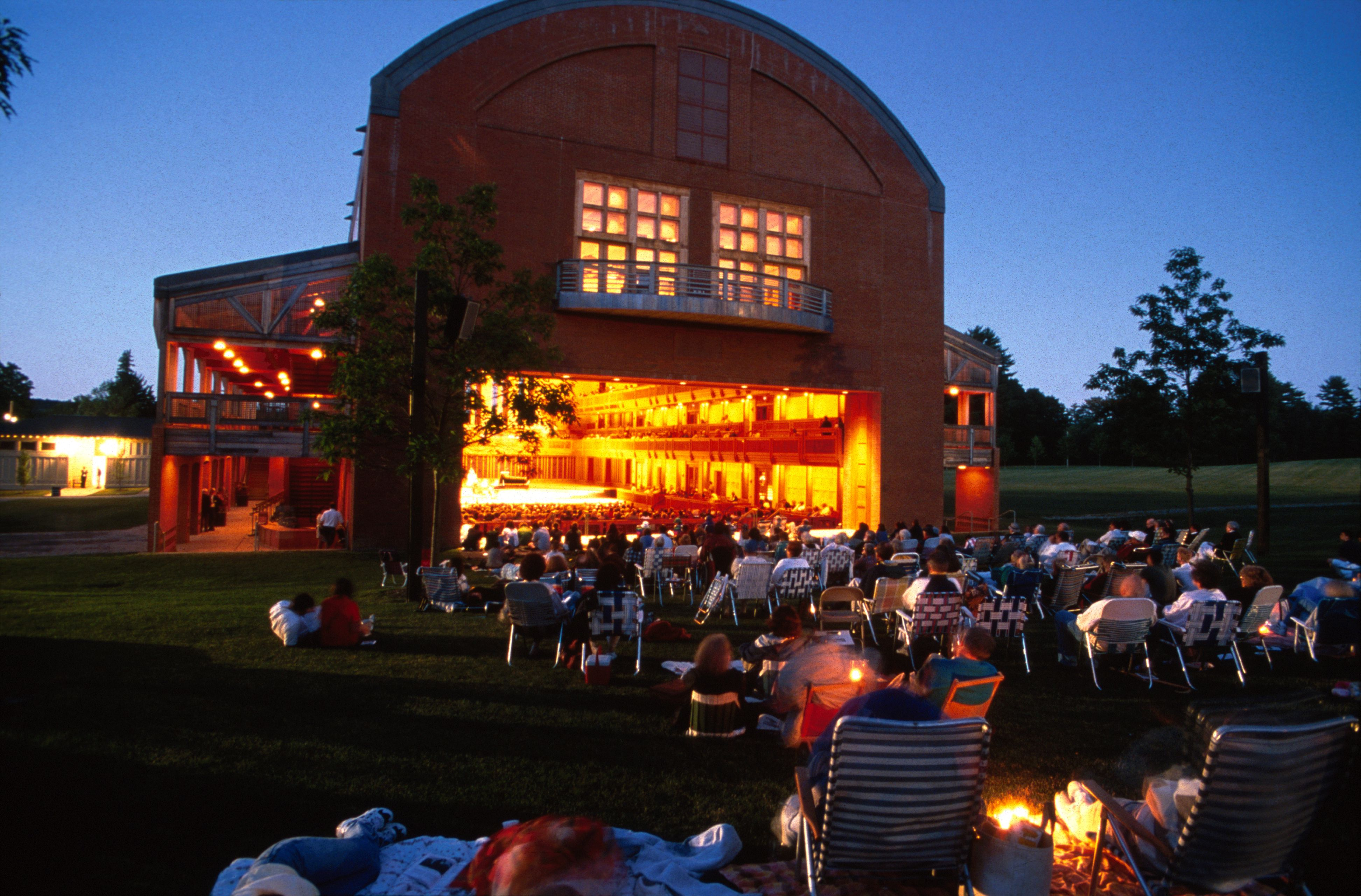 Tanglewood 2018 summer music festival for The tanglewood