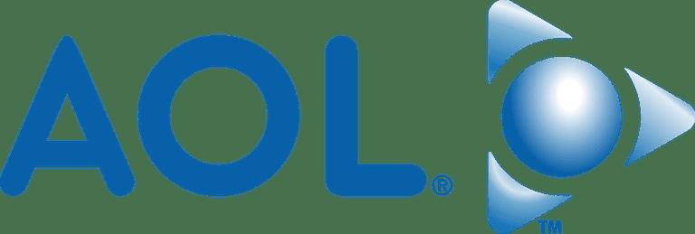 Classic AOL Logo