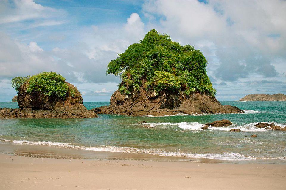 Manuel Antonio National Park, Costa Rica.