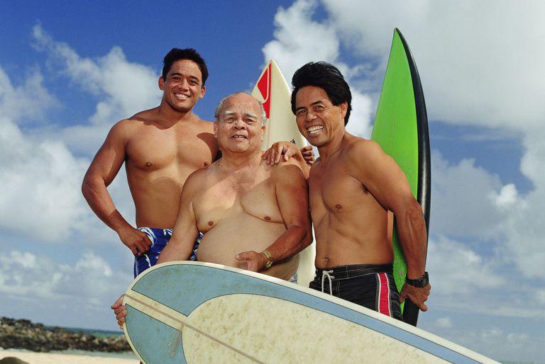 Hawaiian Name for Grandfather