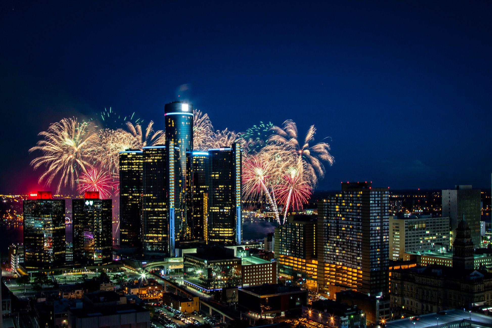 Have Fun During July In Metro Detroit