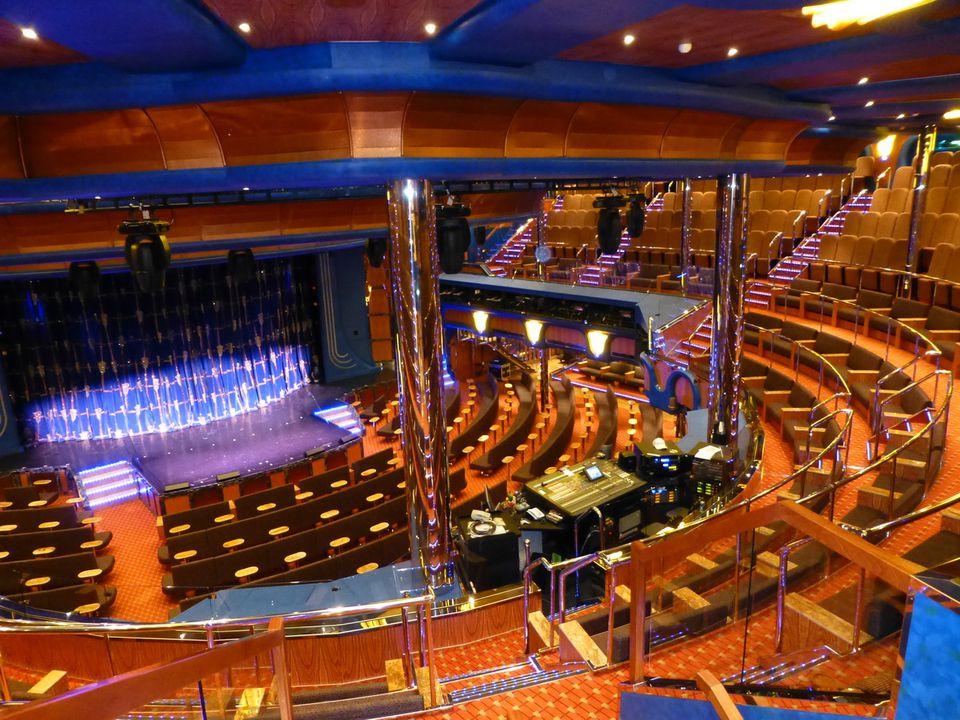 Cruise Ship Tour, Review, And Photos