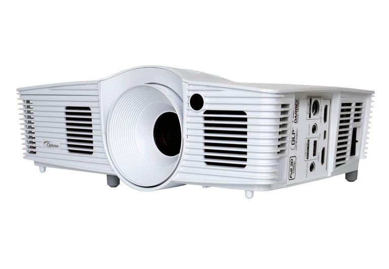 Optoma HD28DSE DLP Projector w/Darbee Visual Presence