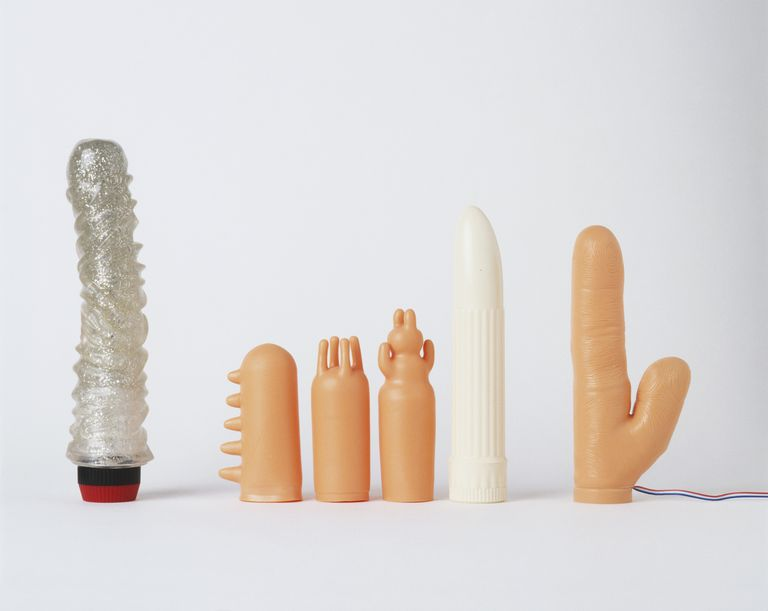 Array of dildos