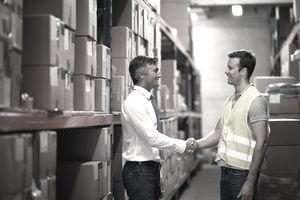 Partnered up to deliver a premium logistics service