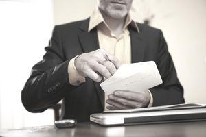 Fraud Trademark Letter