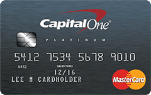 Capital One Secured