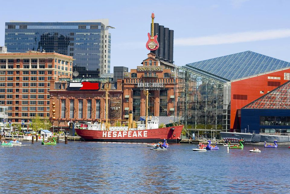 Kid Friendly Activities In Baltimore Md