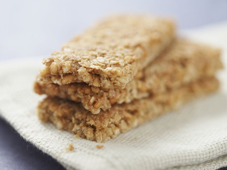 Snack bars for weight loss