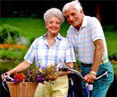 Seniors Enjoying Life