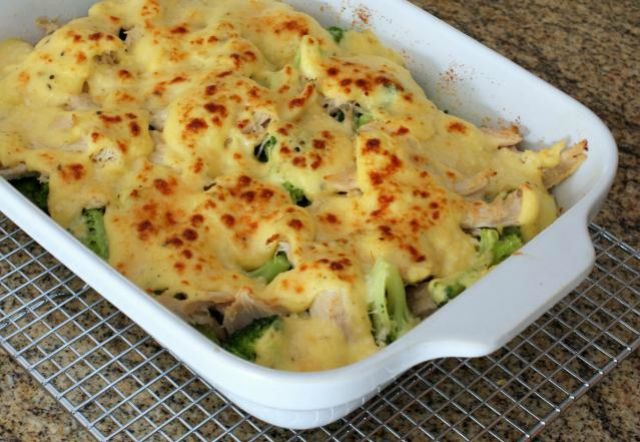 Turkey divan casserole with broccoli recipe for Divan turkey