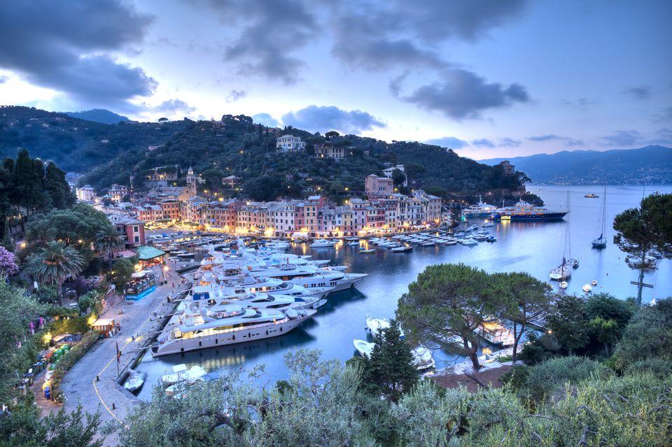 Italy, Liguria, Riviera di Levante, Portofino