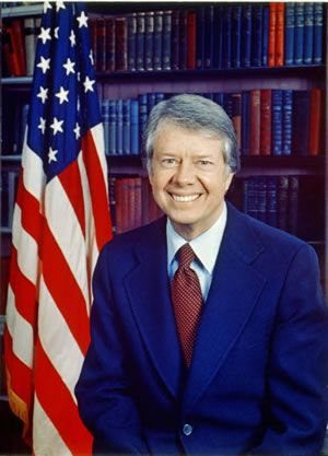 Jimmy Carter, Thirty-Ninth President of the United States