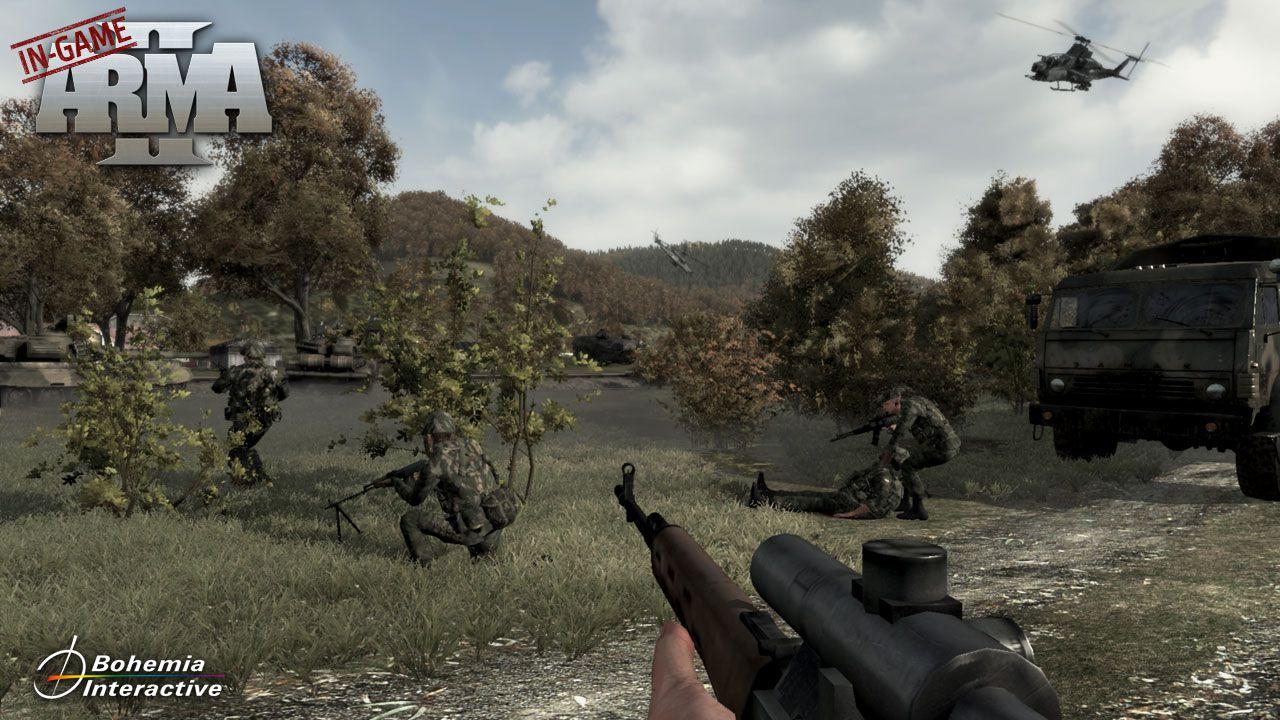 Arma 4 release date in Sydney