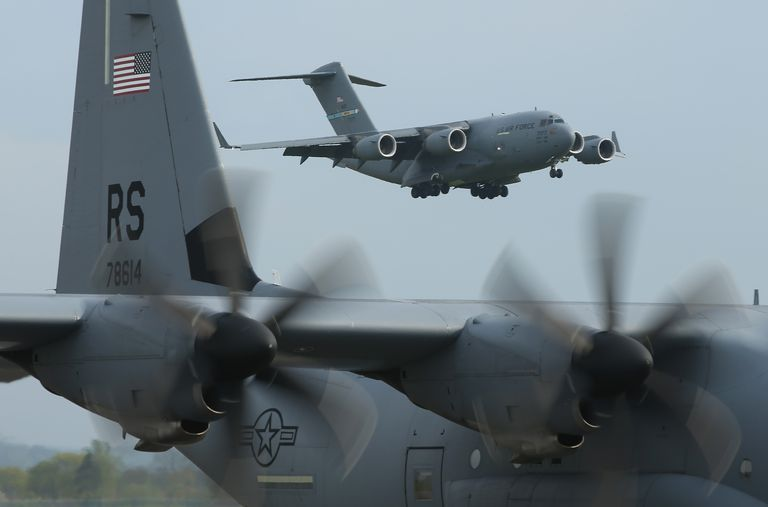 Air Force planes