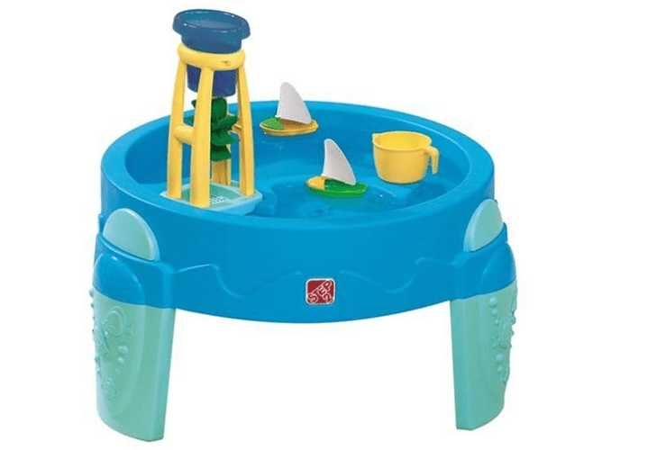 water table makes great gift for grandchildren