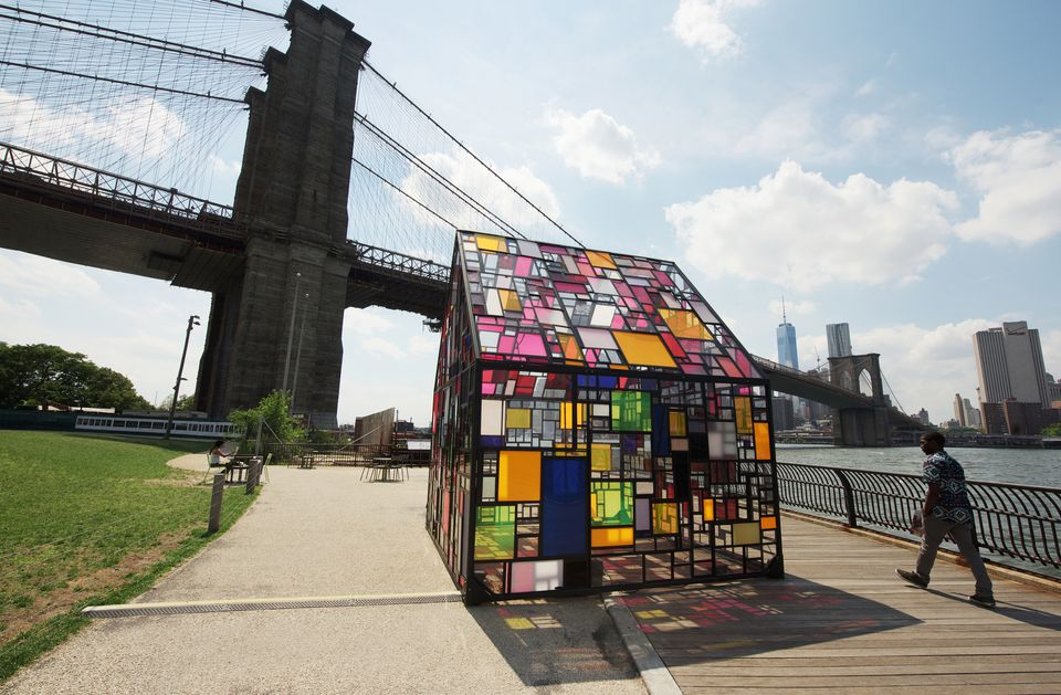 Brooklyn cityscape