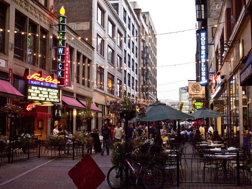 Cleveland's Fantastic East Fourth Street