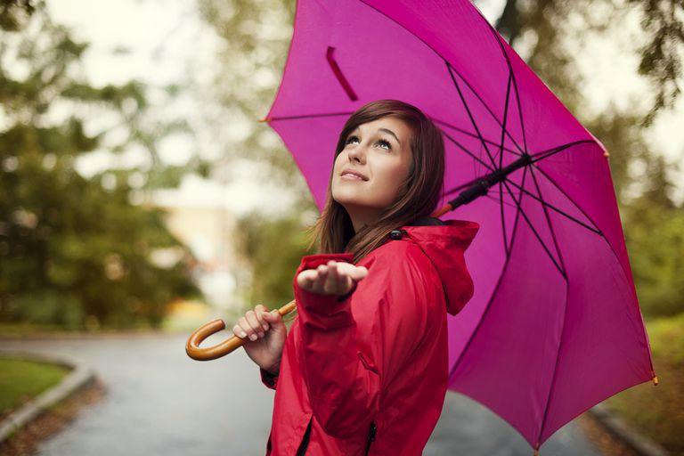 checking for rain