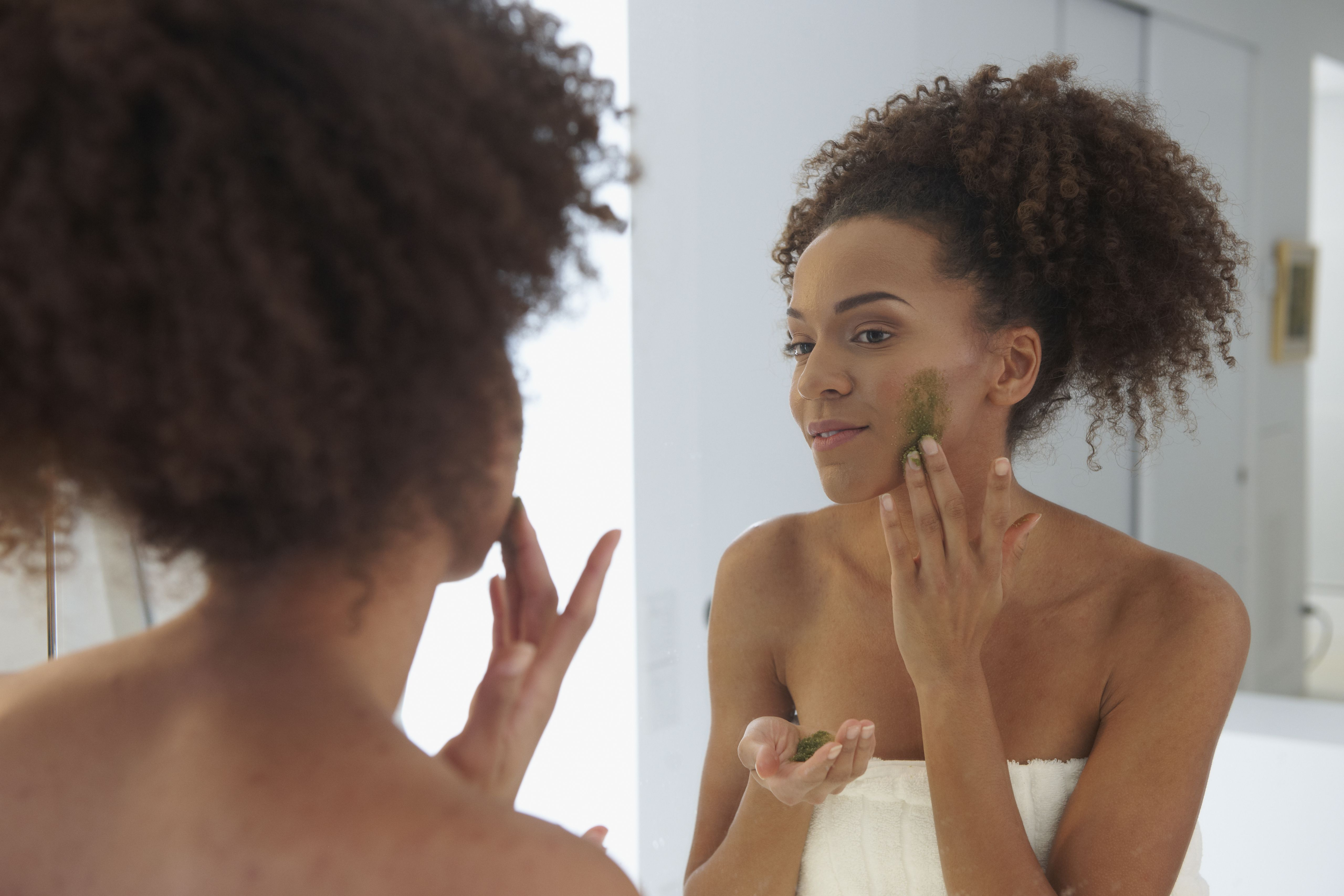 How To Exfoliate Tips For The Face Amp Body