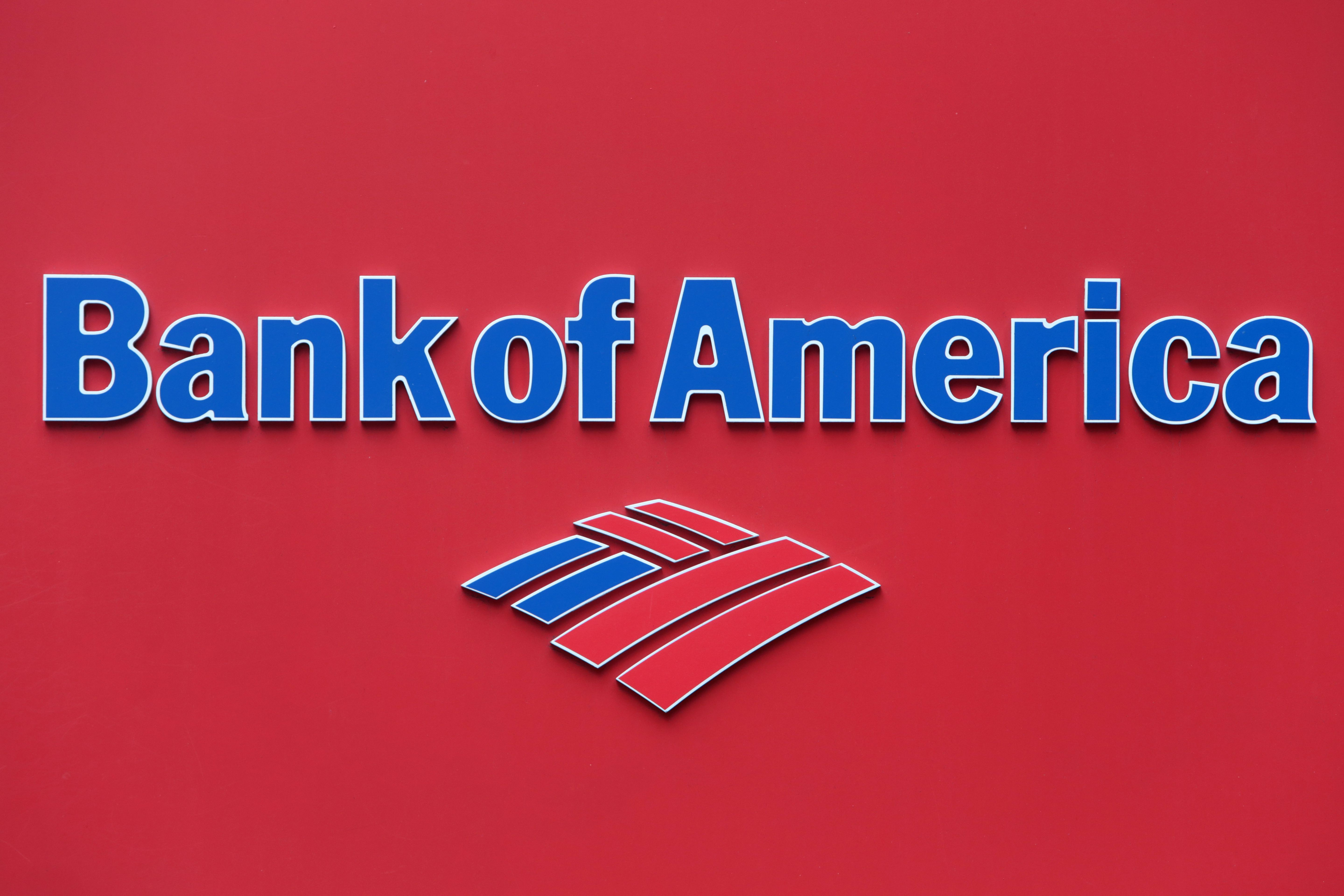 Bank of america forex account