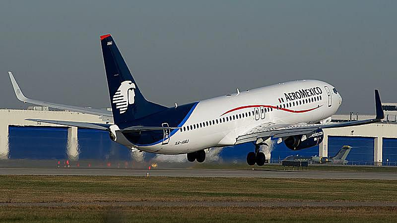 Aeromexico - Top 10 Airlines in North America