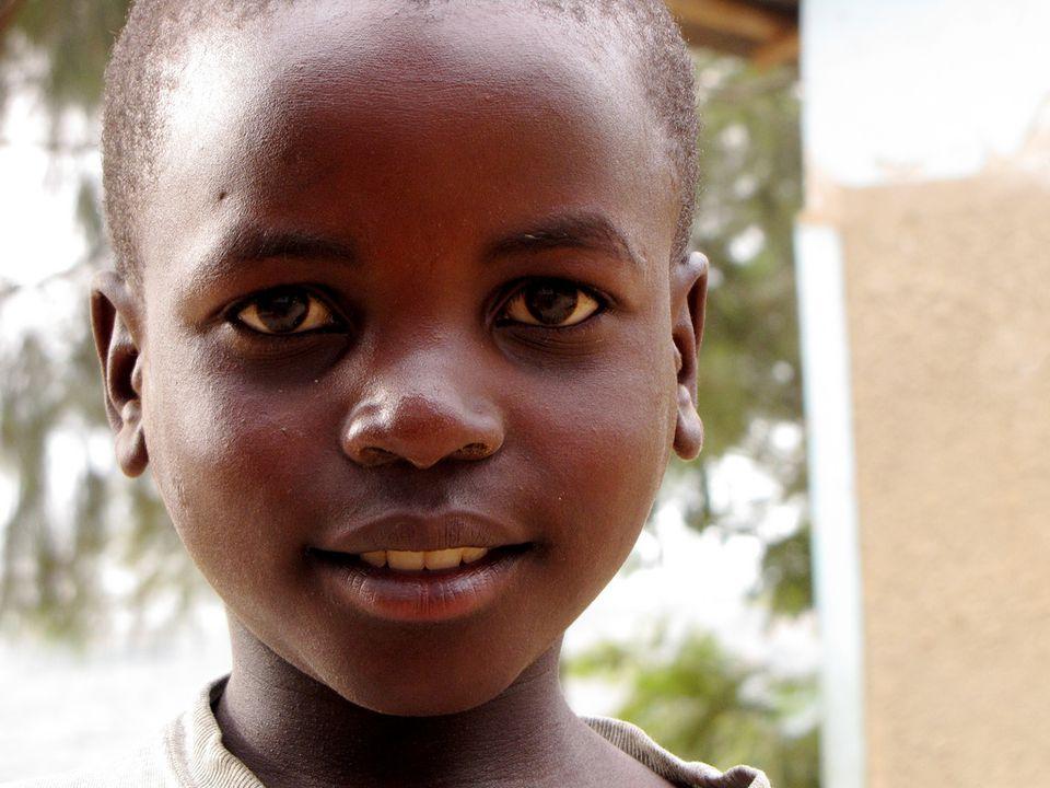 Young Child, Uganda