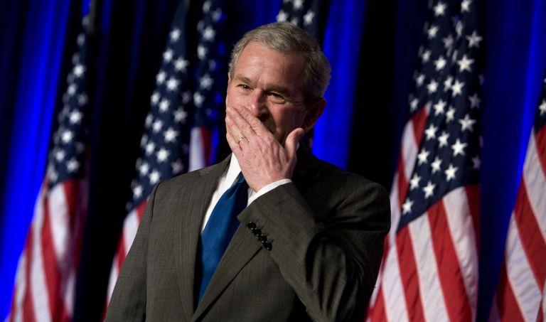 Bush Speaks At Conservative Political Action Conference