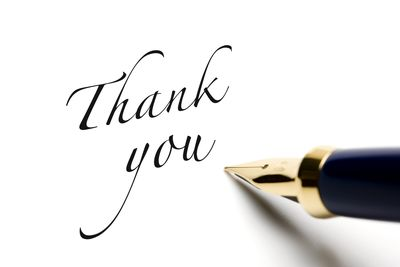 Thank you letters for references and recommendations here are some great business thank you letter examples negle Gallery
