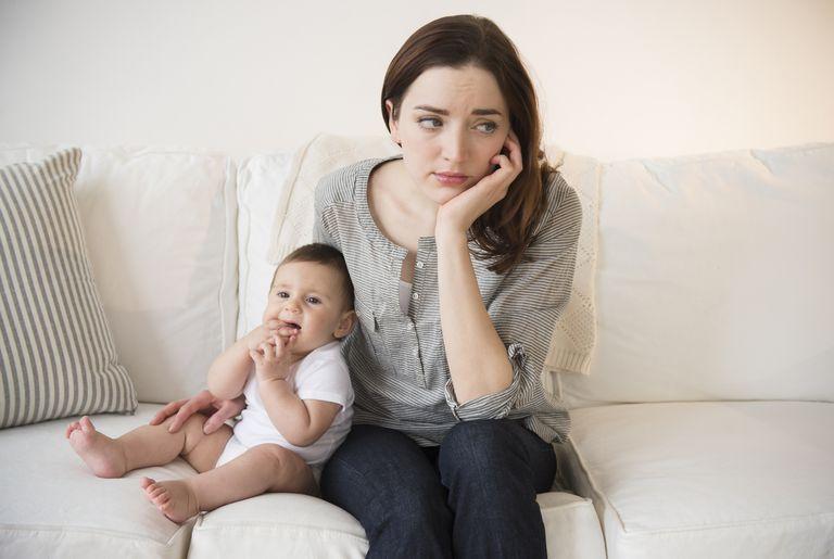 mom baby, postpartum depression
