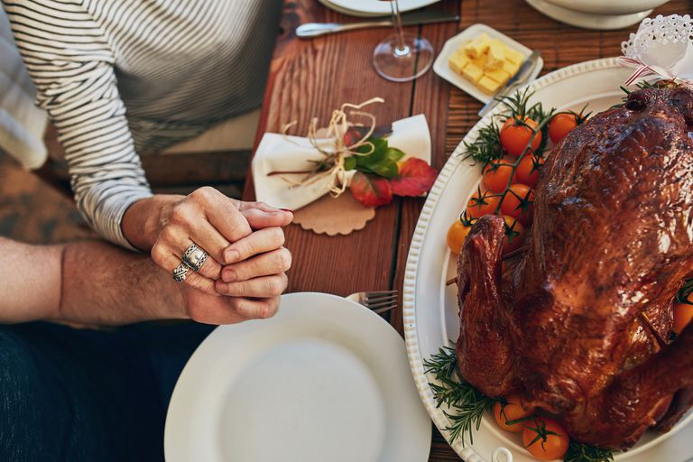 Find reasons to give thanks