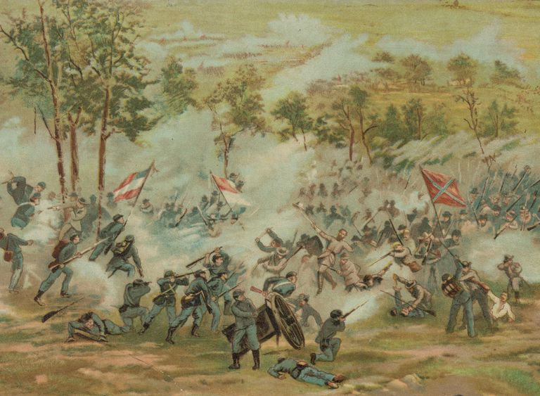 why was the battle of gettysburg Battle of gettysburg  who won the battle of gettysburg the battle of gettysburg was fought in gettysburg, pennsylvania on july 1-3,1863 and considered by many to be the most important battle as well as the critical union victory of the american civil war.