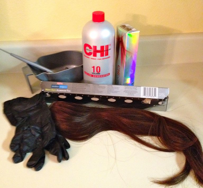 How to Color Human Hair Clip In Hair Extensions