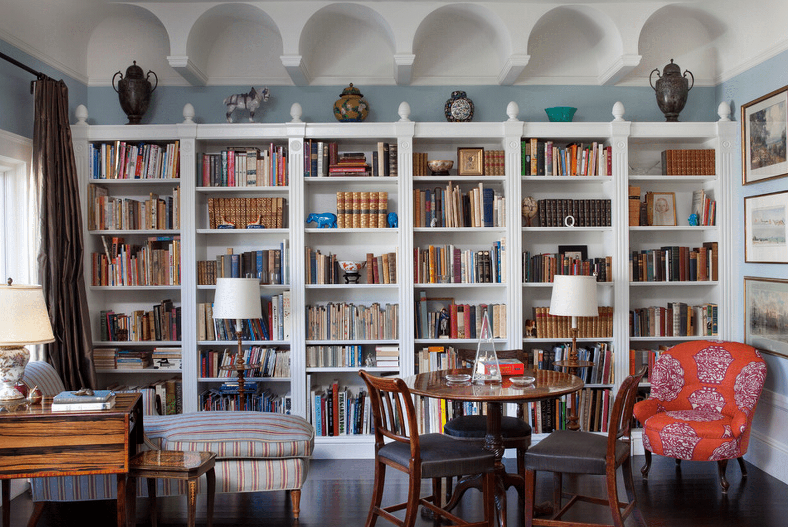 Beautiful living rooms with built in shelving amipublicfo Gallery