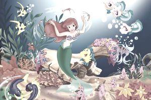 Little Mermaid VHS