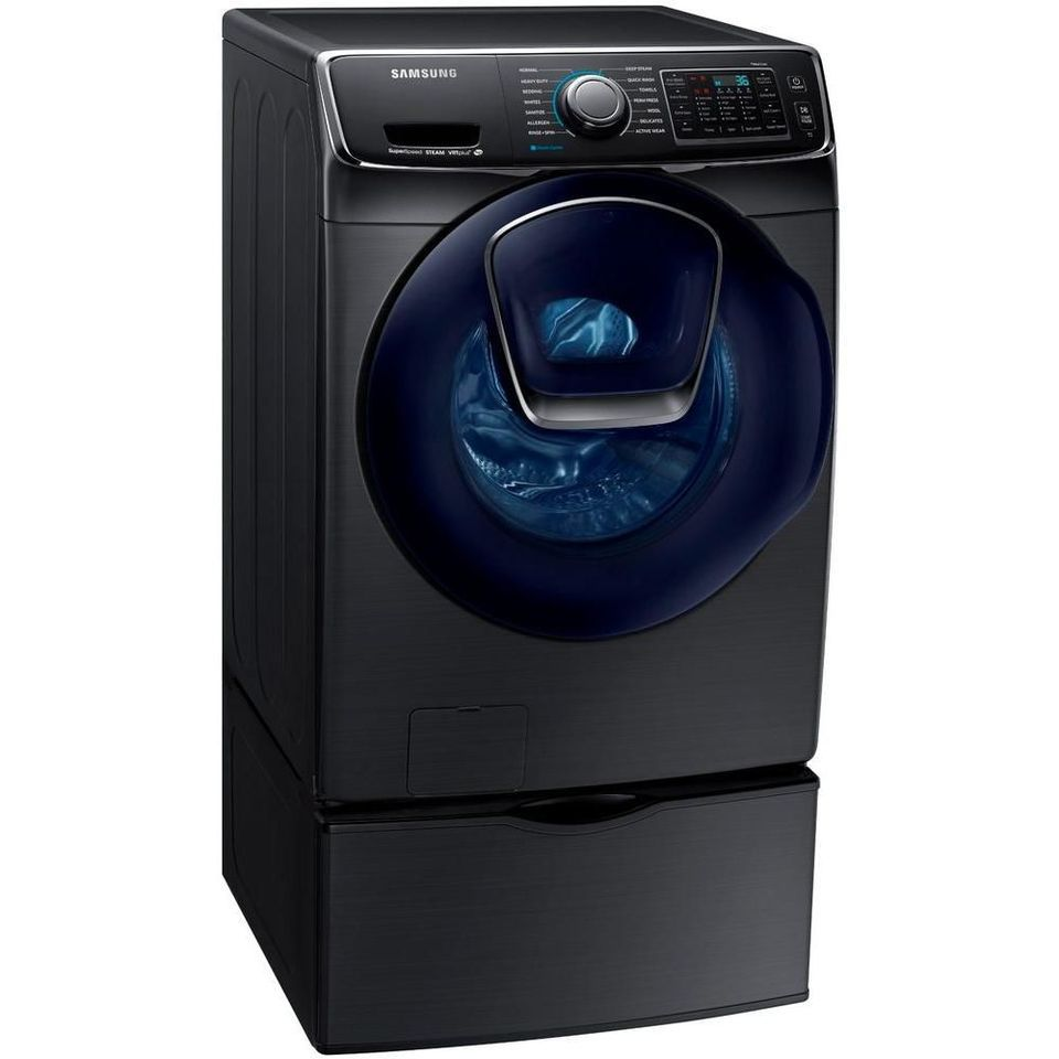 The best top load washer on the market - High Efficiency Front Load Washer With Steam And Addwash