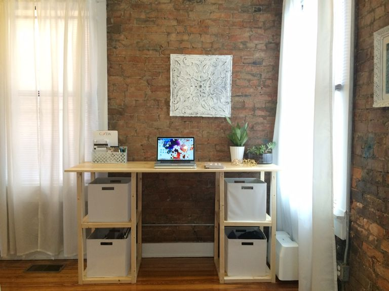 13 Free Diy Desk Plans You Can Build Today