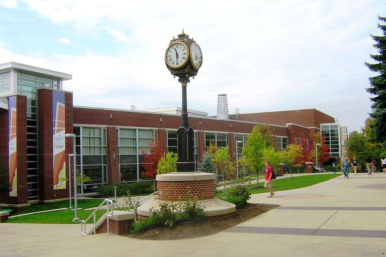 University of Akron Student Union