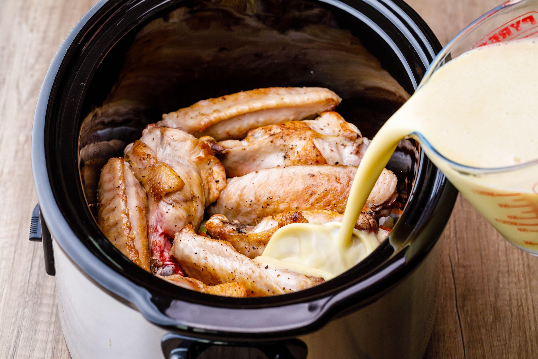 Turkey Wings Crock Pot Recipes