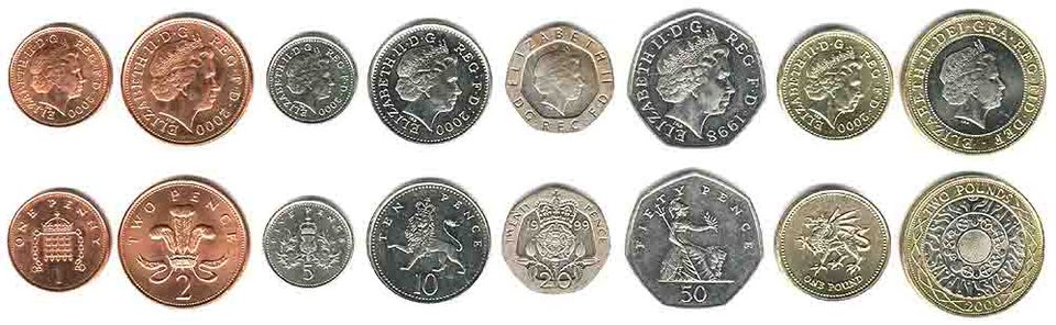Names of british coins - British coins - Project Britain your search