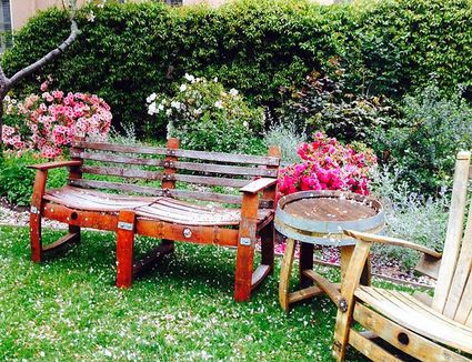 Creating focal points in a small garden 15 garden bench ideas for your backyard workwithnaturefo