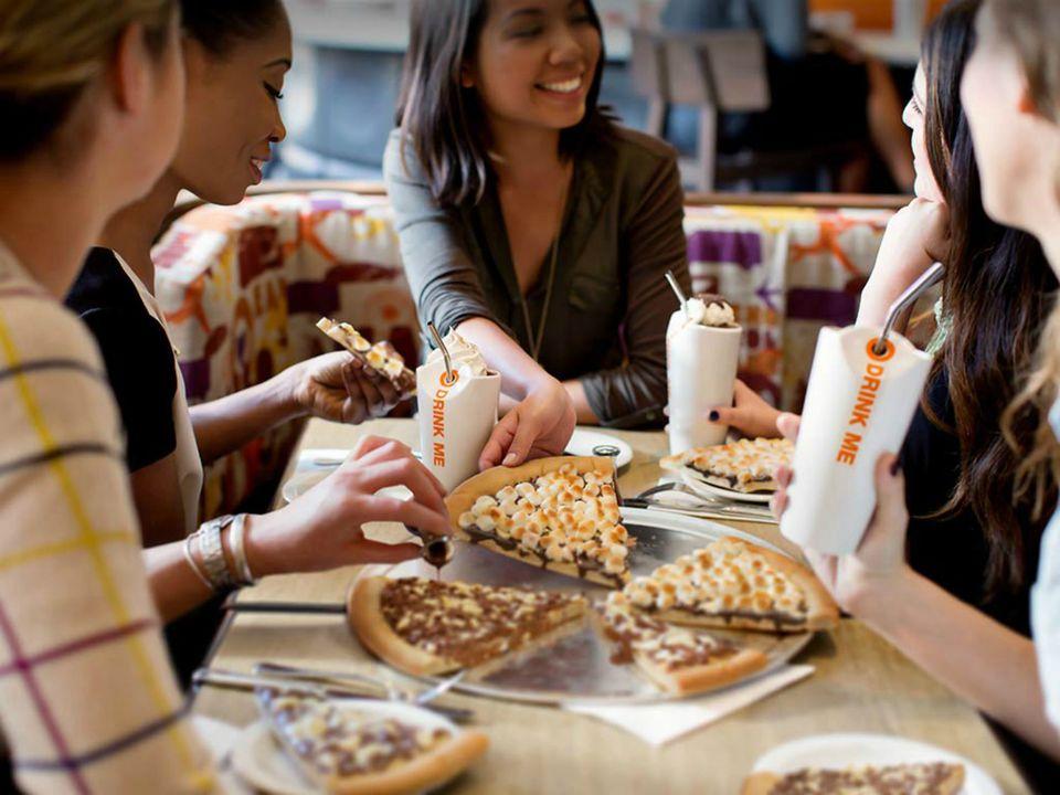 12 Kid Friendly Restaurants In New York City