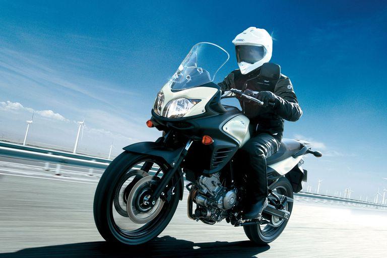 Suzuki V-Strom 650 ABS 2012