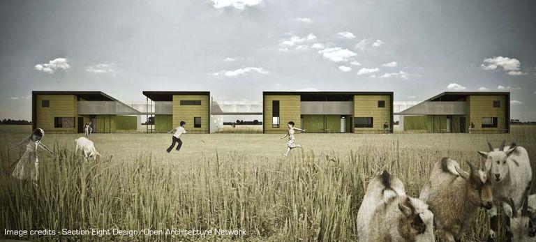Teton Valley Community School in Victor, Idaho