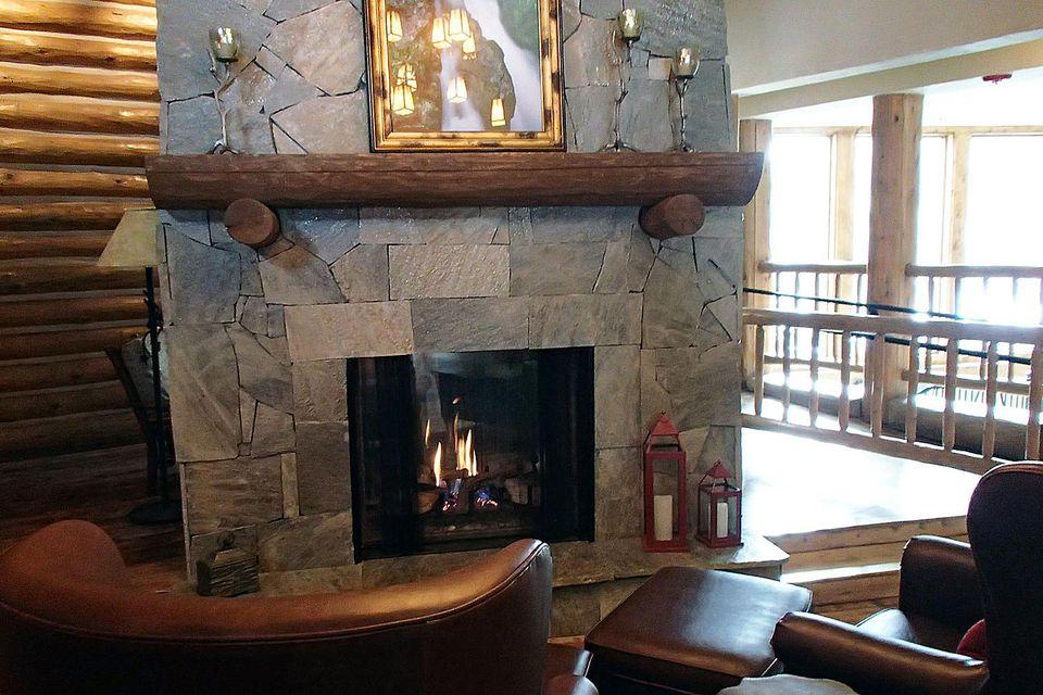 fireplace lodge at breckenridge