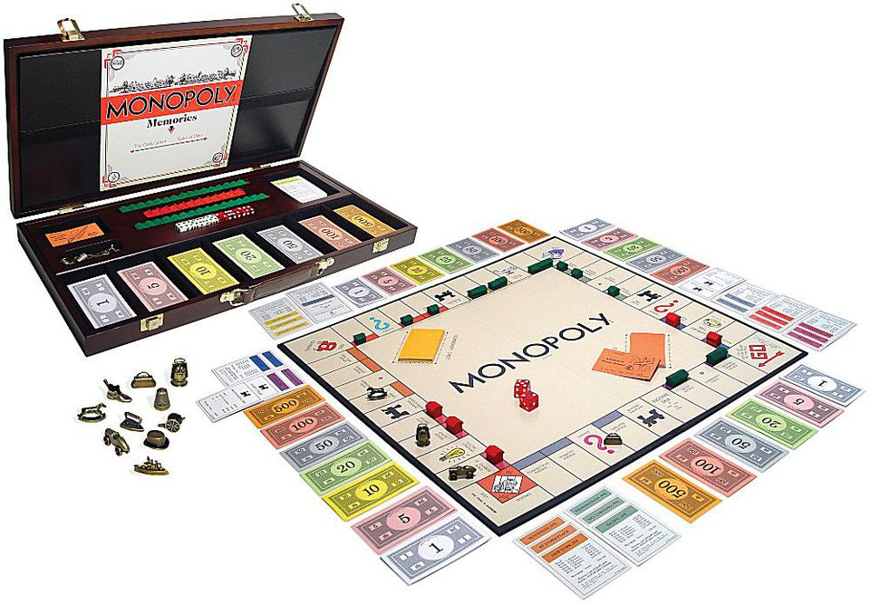 Monopoly 1935 Deluxe First Edition