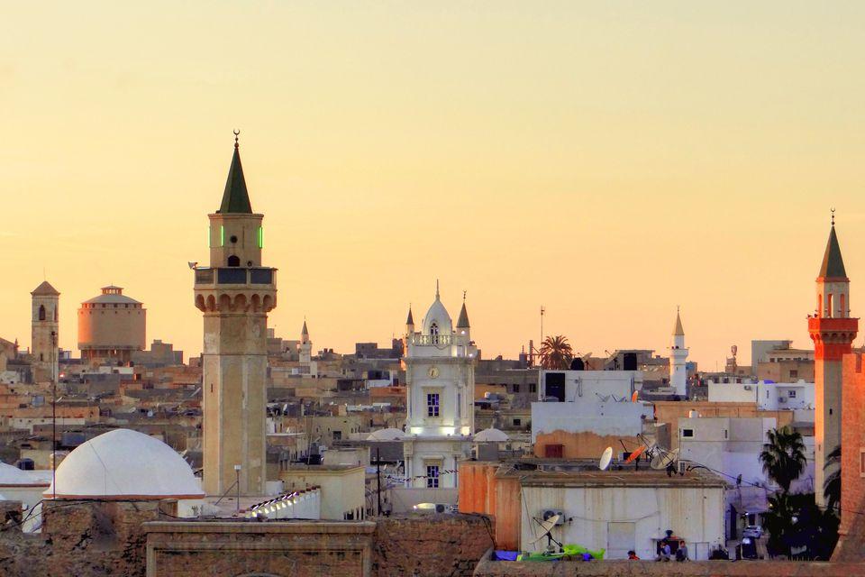 Tripoli Old City