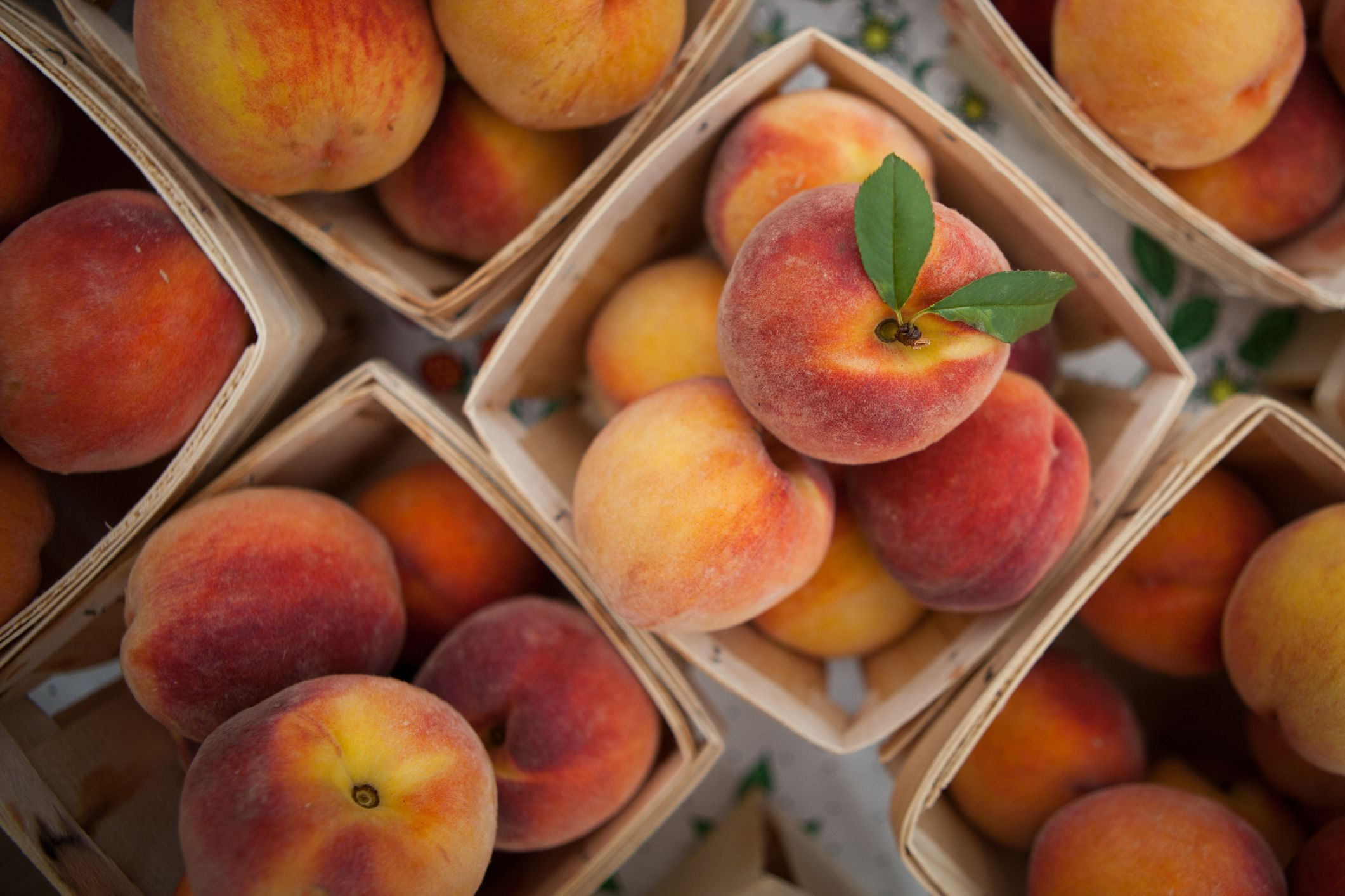 How To Pick A Perfectly Ripe Peach
