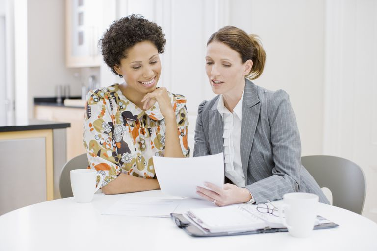 Single mom participating in mortgage assistance for single parents.